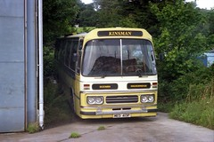 Shy Reliance (Renown) Tags: buses cornwall coaches cornish dominant reliance aec 760 wadebridge kinsman singledecker duple dominant1 6u3zr smithsofwigan med413p