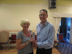 Player of the Season - Brenda Shott