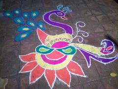 IMG_20170211_192331 (bhagwathi hariharan) Tags: rangoli kolam nallasopara nalasopara rose pooja christmas 2016 festivals mumbai goregaon prithvilandproject 2017 celebrations lordshani lordayyappa