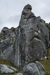 Shadowplay Vertorama (gomezthecosmonaut) Tags: climbing shadowplay newzealand mirextsadapter sonya99ii castlehill mamiya55mmf28 jp vertorama routeclimbing rockclimbing