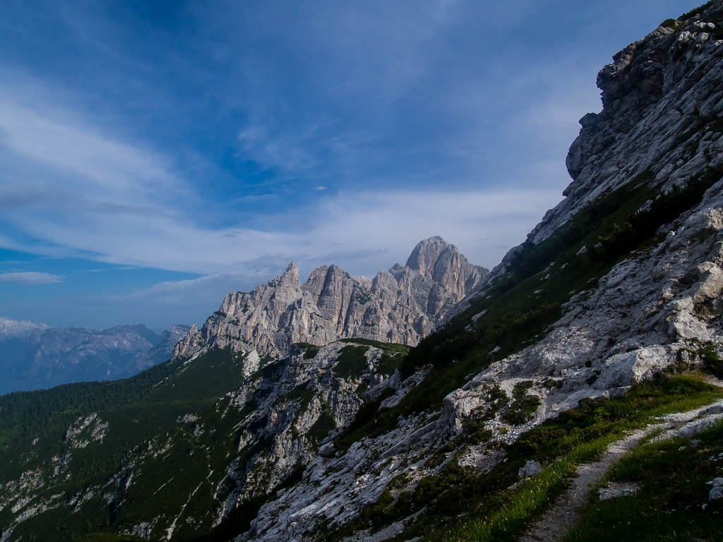 The world 39 s best photos of dolomites and path flickr for Best view of dolomites