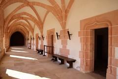 Abbaye de Cîteaux / Galerie de la bibliothèque (Charles.Louis) Tags: bourgogne côtedor cîteaux abbaye patrimoine histoire monument bâtiment édifice religion architecture pierre