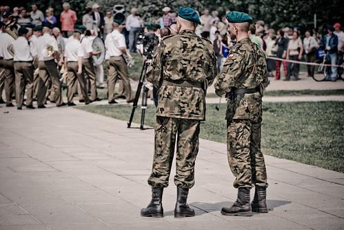 żołnierze na emeryturze