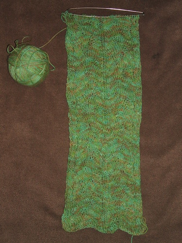 Lace Scarf of Doom