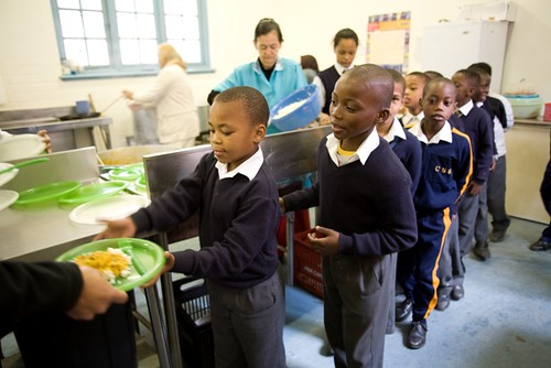 Chapel Street School Meal Program