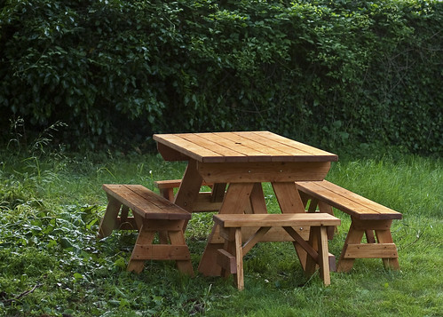 Make Your Own Picnic Table Plans | Beginner Woodworking Project