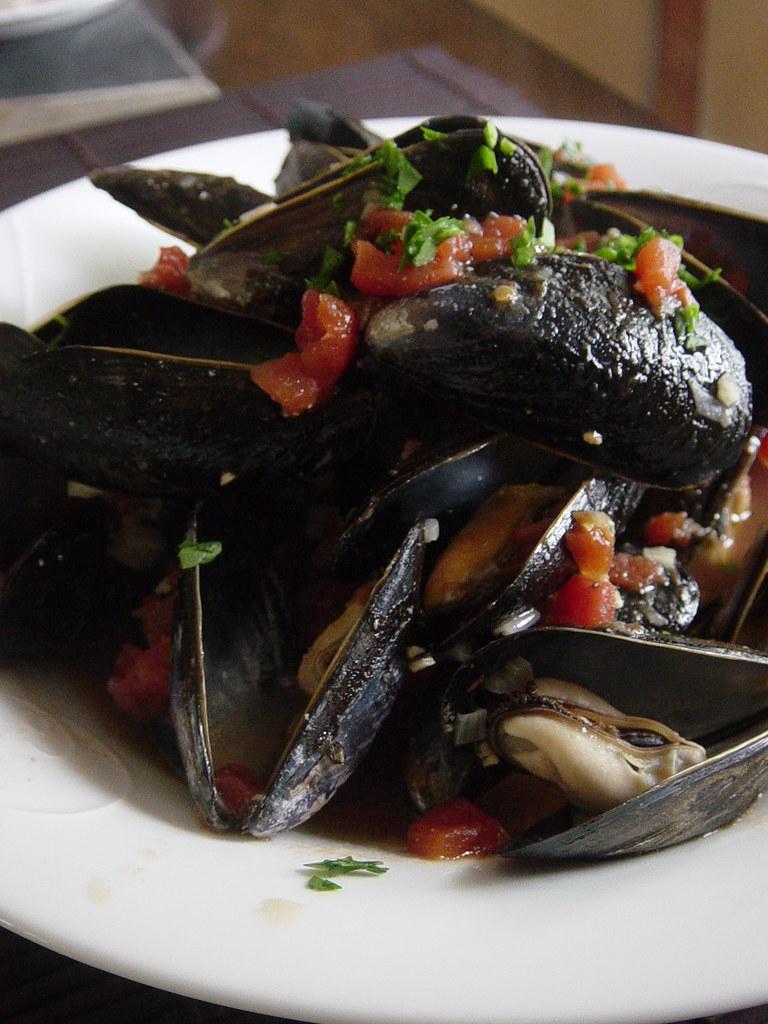 Nova Scotia Mussels