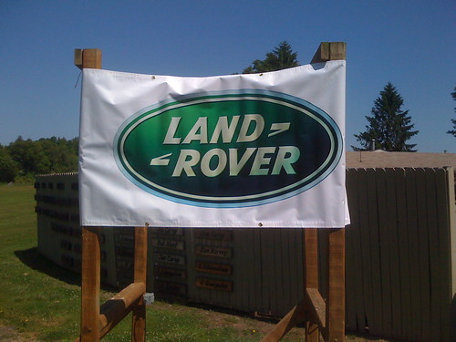 Land Rover 3rd Annual Luxury Event