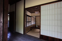 Japanese traditional style SAMURAI house / ( ) (TANAKA Juuyoh ()) Tags: old house architecture japanese design high ancient interior room traditional style hires resolution  5d hi samurai sliding residence res partition  markii