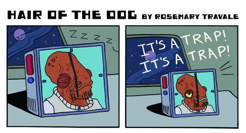 Star Wars Fancomic Preview