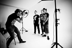 Blink 182 Shoot (theshutterclick) Tags: canon canon5d blink182 alienbees travisbarker alternativepress markhoppus tomdelonge kevinknight timharmon theshutterclick studiolighiting photographyiscool