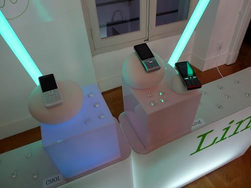 C901 Ling - Sony-Ericsson GreenHeart - Soirée de présentation du 4 juin 2009