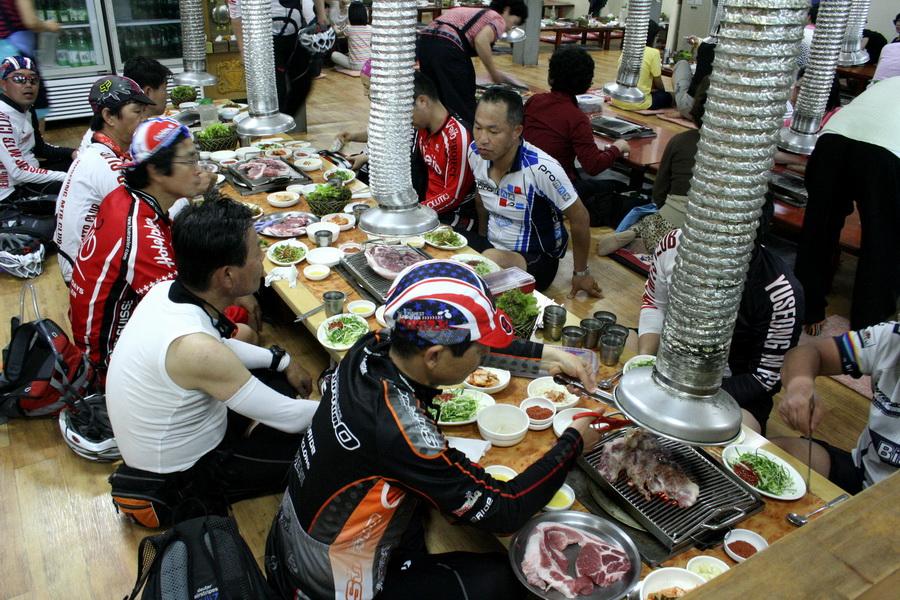 Samgyeobsal restaurant