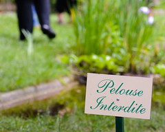 Forbidden Lawn / Pelouse Interdite (Yann Le Biannic) Tags: bp baladesparisiennes