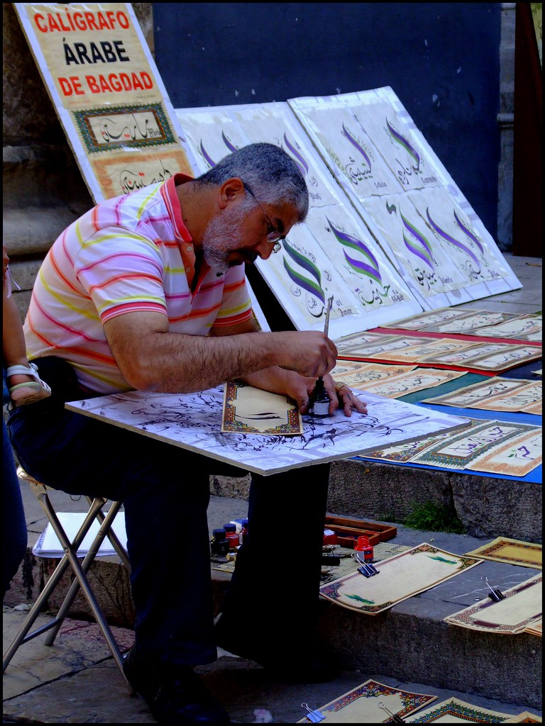 Postcards from Spain | The Street Artists and Buskers of Granada