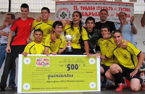 20090613  25 Futbito finalak por ti.