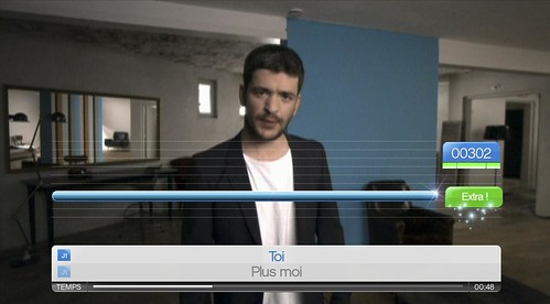 SingStar PS3 - Gregoire, Toi + Moi