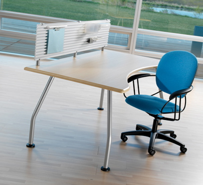 Steelcase Smoke desks