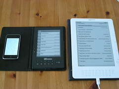 Kindle DX (foto door: PiAir (Old Skool))