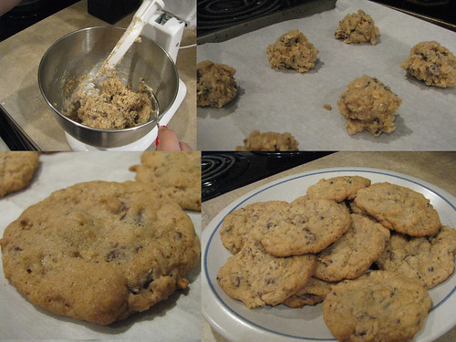 Domestic Ambitions makes Sheila's cookies.