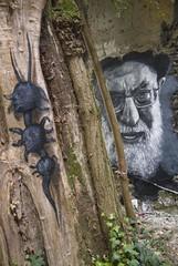 Rahbar Ali Khamenei, painted portrait _DDC7706