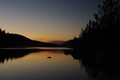 Day 292 - Explored!! (ksuwildkat) Tags: california blue trees sunset summer orange lake black colors pentax 365 shaverlake explored ilovecalifornia everythinginbetween k200d pentaxk200d pentaxda1855mmf3556alii highestposition343onsundayjune282009