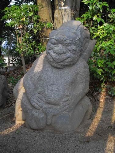 猿石(吉備姫王墓)@明日香村-07