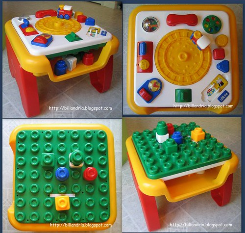 Chicco Flip 'n Play Table