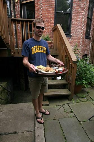 Le Chef (aka Mike Clark)...