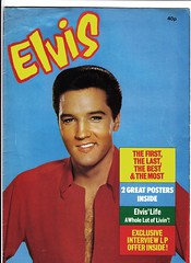 Elvis (Pagan555) Tags: elvis theking fanmags musicmagazines
