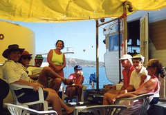 920808 Tethys in the Flinders Islands (rona.h) Tags: 1992 cacique tethys ronah flindersislands vancouver27 bowman57