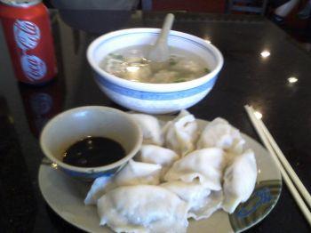 Dandan Guilin Dumplings