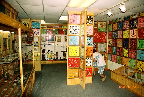 Native American Artifacts Museum, photograph by SeenJaneArctic.