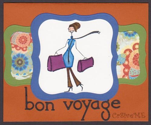 Bon Voyage Bella