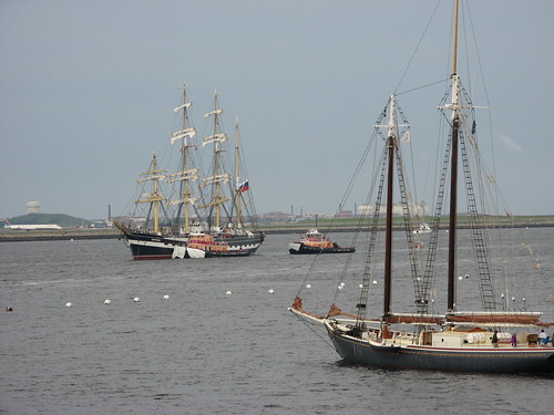 Tall Ships, Boston Harbor