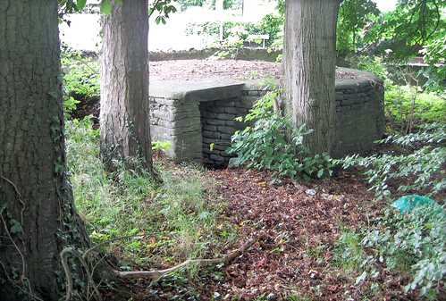 Sandbag Bunker. Stock Photo - Image: 35767160