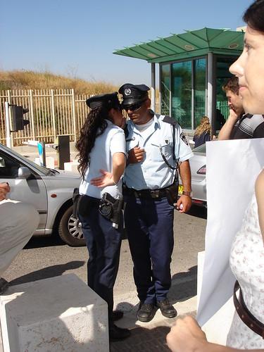 Police powwow