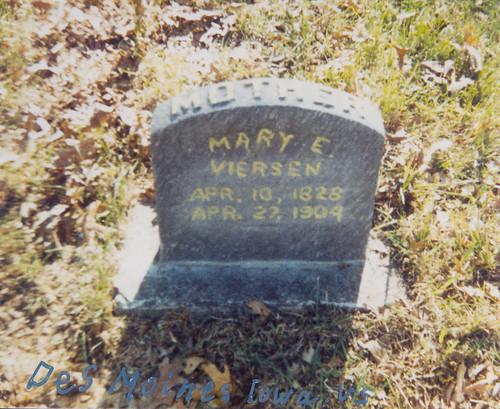 Graf Mary Elizabeth Viersen