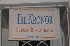 Tre Kronor - Outside