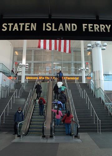 Whitehall ferry terminal