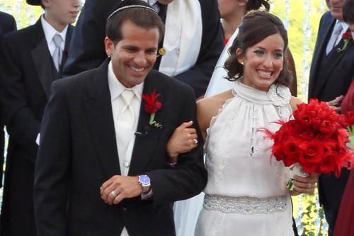 Danielle's wedding