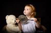 Baby and the Mirror (FLPhotonut) Tags: portrait baby mirror toddler teddybear redheaded onblack homestudio punki interfit sigma1770 canon50d thesuperbmasterpiece passionateinspirations piexcellance artofimages flphotonut heavenlycaptures bestportraitsaoi elitechildimages