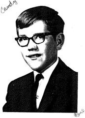 Gene Meyer - Graduation Picture