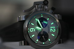 Graham ChronoFighter (jchurch) Tags: watches automatic graham breitling lume