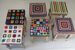 6 stools for exota amsterdam by wood & wool stool