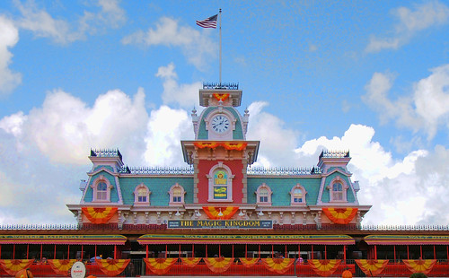 Walt Disney World Railroad - All Aboard!