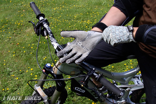Mace Foundation Gloves