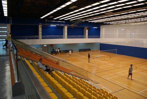 荔枝角公園體育館