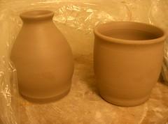 Fall 09 Vase 1 and Mug 1