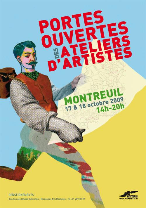 Portes Ouvertes Montreuil 2009